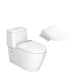 American Standard Acacia Evolution CL2007 WC + Pristine Electronic Bidet