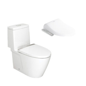 American Standard Acacia Evolution CL2307 WC + Pristine Electronic Bidet