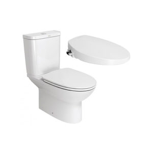 American Standard CL26305 Toilet + Slim Smart Washer 1 PROMO