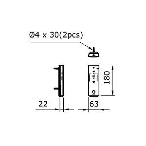 TOTO Washlet TCF4731A_Remote Control